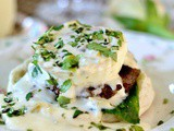 Tex-Mex Eggs Benedict: a Southwestern Style Mother's Day Brunch