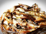 Fish Friday…Fried Whitebait with dill mayo
