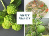 Fruity Fridays ! Kaffir Limes