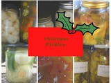 Mistletoe and Wine…Christmas Pickles 2020