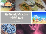 Retired No One Told Me! …Weekly roundup… The Pink Ape, Limestone Karst and Obesity