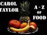 Smorgasbord Blog Magazine – Food Column – Carol Taylor – a – z of Food -'g' for Ginger, Garlic, Guacamole, Goosefat and Gribige