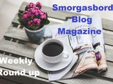 Smorgasbord Blog Magazine – Weekly Round Up – 13th – 19th December – Christmas Party, Aretha, New Music Show 2021,Book Fair,