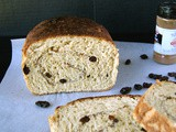 Quick Cinnamon Raisin Bread