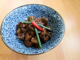 Braised Beef with Radish