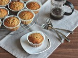 Greek Yoghurt Banana Bread Muffin