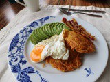 Homemade Rosti Breakfast Brunch