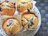 Recipe: Buttermilk Blueberry Muffin