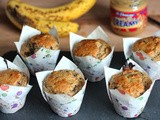 Recipe: Healthier Peanut Butter Chocolate Banana Muffin