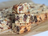 Recipe: Pretzel with Peanut Chocolate Chip Cookie Bar