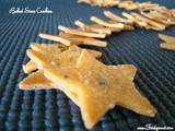 Baked Stars Crackers