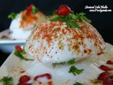 Dahi Bhalle In Microwave
