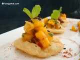 Spicy Mango Crackers