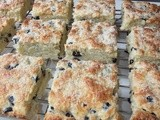 Cheese and Olive Scone Bake