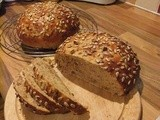 Honey-glazed Walnut Bread