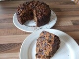 Quick Boiled Fruit Cake