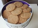 Special Shortbread Biscuits