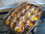 Sticky Apricot Pudding