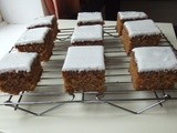 Wholemeal Ginger Cake