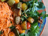 Carrot and Courgette Salad