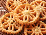 Best of rr ~ Christmas Series! Kokkisan/Roce Cookies/Rose Cookies ~ Traditional Mangalorean Kuswar