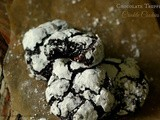 Chocolate Truffle/Crinkle Cookies