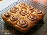 Cinnamon Coffee Rolls