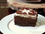 Foxtail Millet, Chocolate & Orange Mousse Cake ~ Gluten Free Recipe