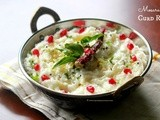 Mosaranna | Curd Rice | South Indian Style Tempered Yogurt Rice