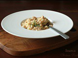 Simple Chicken Risotto