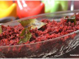 Beetroot Thoran/ Beetroot Stir Fry/ Beetroot Upperi