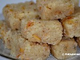 Coconut Burfi | Easy and Quick Coconut Burfi | Coconut Burfi Recipe in Malayalam
