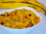 How to prepare Banana Egg Snacks | Pazham Mutta Naalumani Palaharam