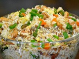 How to prepare Chicken Fried Rice | Special Chicken Fried Rice