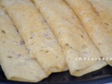 Instant Oats Dosa | Weight loss Recipe with Oats