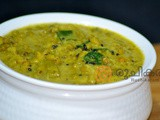 Kerala Style Cherupayar Curry | Green Gram Curry