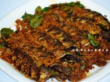 Malabar Special Mathi Fry | Special Mathi Fry