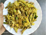 Indian Carplet Sir Fry with Bamboo Shoots