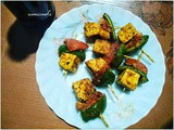 Paneer Tikka (Grilled Cottage Cheese)