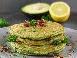 Avocado & Bacon Pancakes