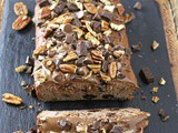 Chocolate Pecan Protein Loaf