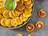 Easy Cheesy Pumpkin Cracker Appetizers