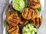 Easy Chickpea Potato Patties