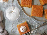 Easy Pumpkin Spice Cake Recipe