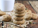 Ginger Cardamom Cookies