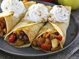 Ginger Cardamom Crepes