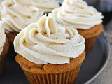 Ginger Sweet Potato Cupcakes