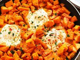 Gingered Sweet Potato Egg Bake