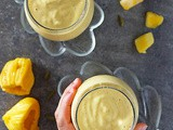 Jackfruit Mango Smoothie