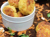 Navy Bean Falafel